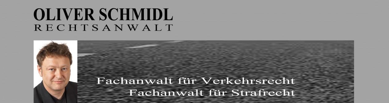 Rechtsanwalt Oliver Schmidl